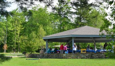Beartown Lakes Reservation Facilities