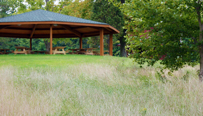 Chickagami Park Picnic Facilities