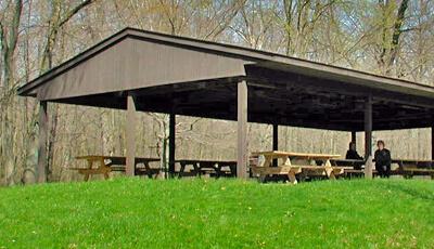 Eldon Russell Park Picnic Facilities