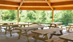 Mountain Run Station Picnic Shelter