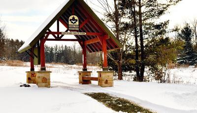 Orchard Hills Park Trails