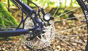 Spokes of Bike Wheel