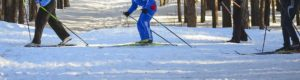 Cross-Country Skiing in Geauga County Parks