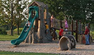 Playgrounds & Rec Areas